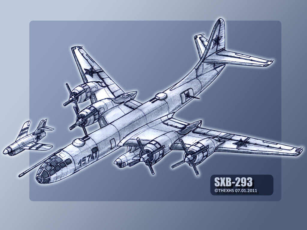 SXB-293 by TheXHS