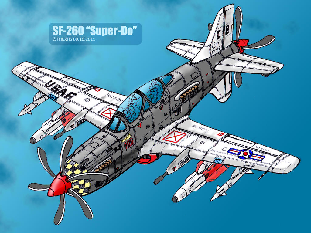 SF-260 in color by TheXHS on DeviantArt