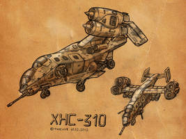 XHC-310 Raven by TheXHS