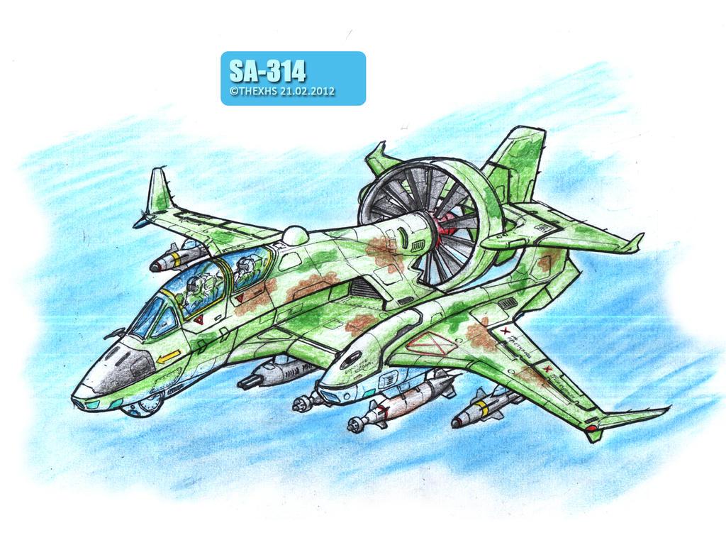 SA-314 by TheXHS
