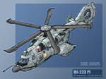 Mi-223PL - XHC-305PL