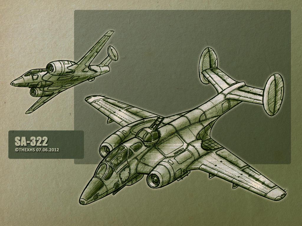 SA-332 by TheXHS