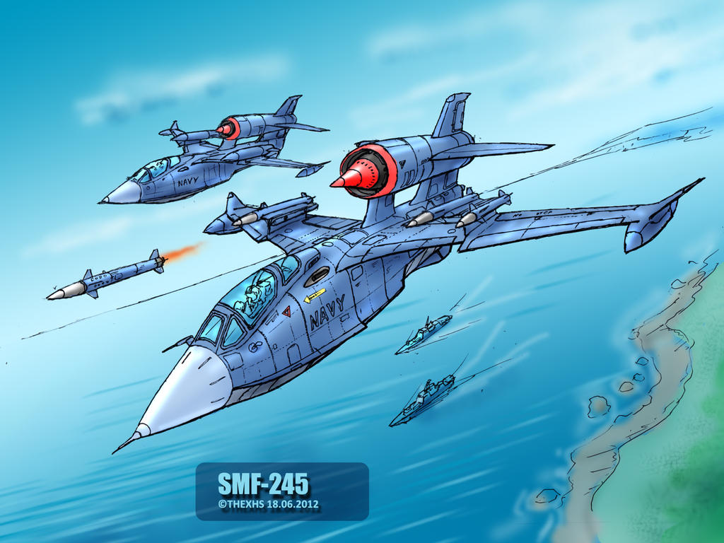 SMF-245 patrol by TheXHS