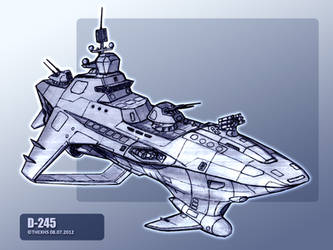 D-245 by TheXHS