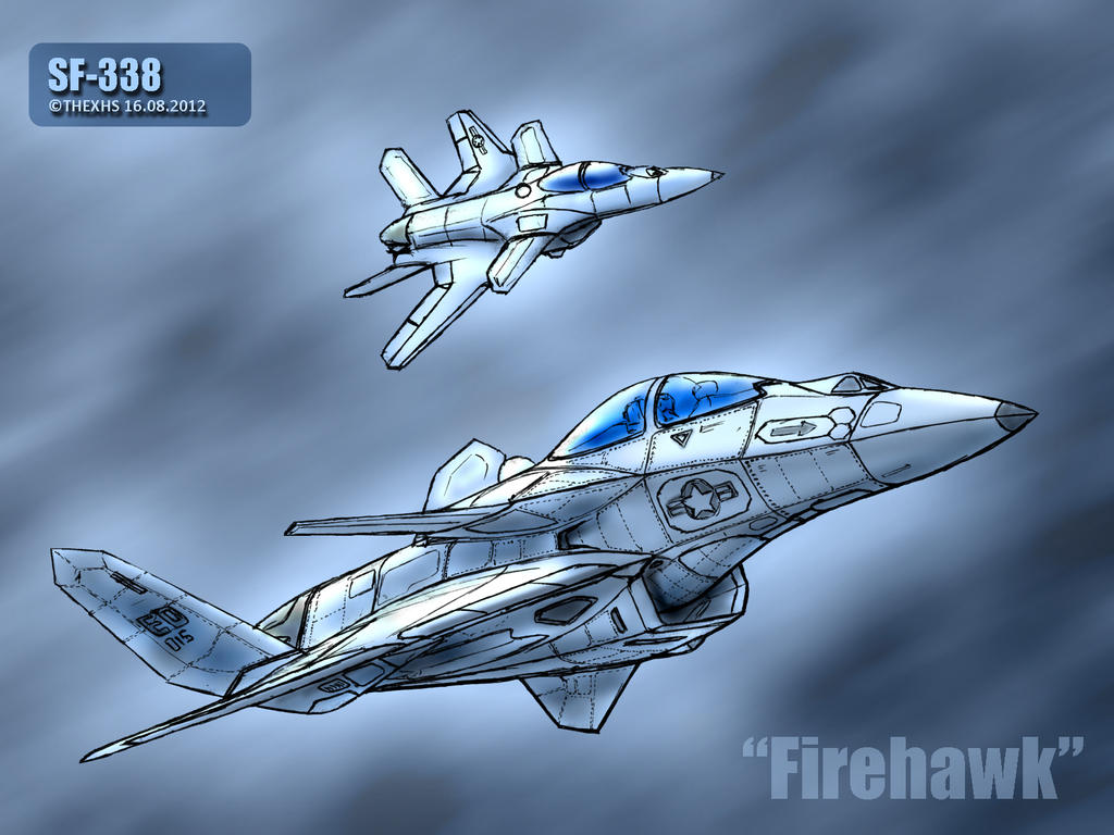 SF-338 Firehawk by TheXHS
