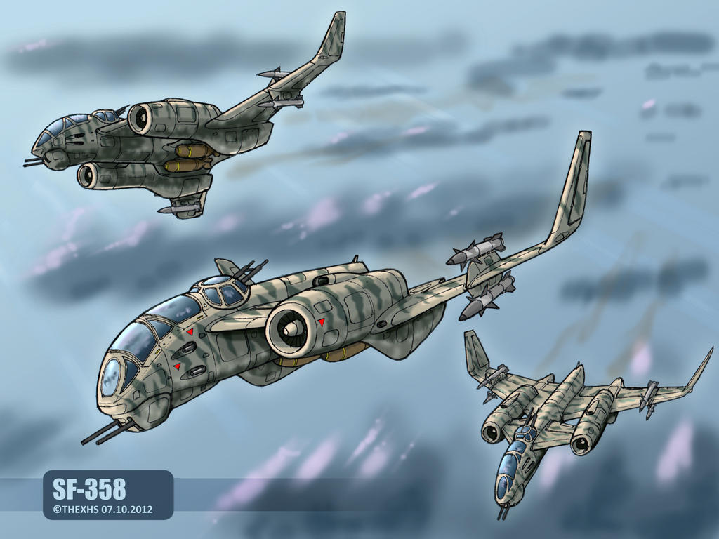 SF-358 by TheXHS
