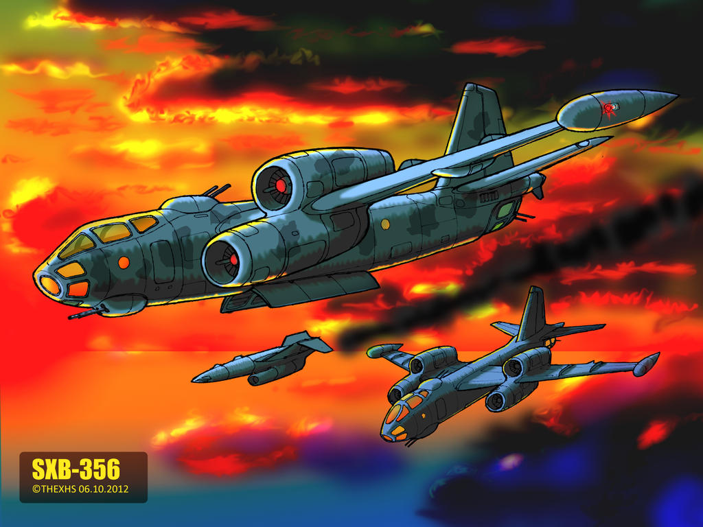 SXB-356 by TheXHS