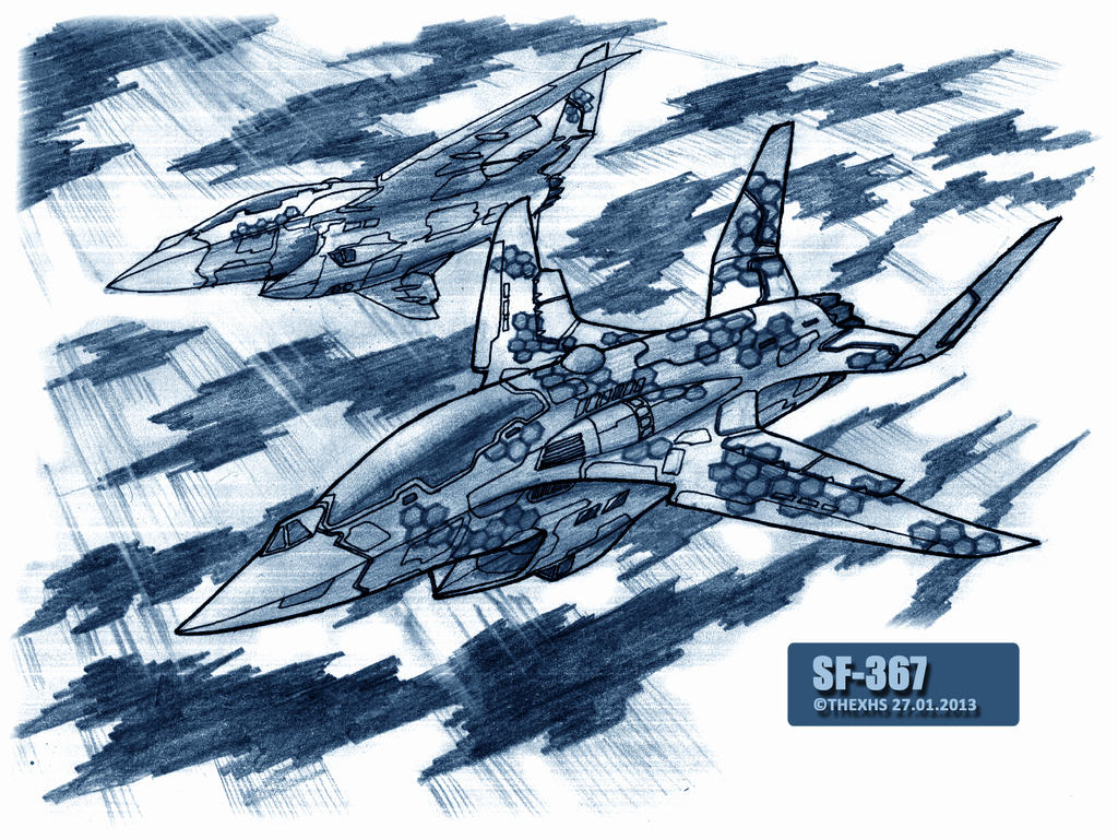 SF-367 by TheXHS