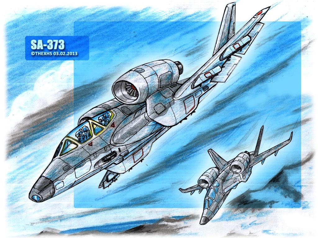 SA-373 by TheXHS