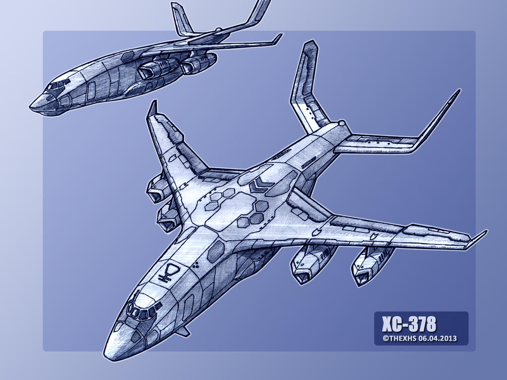 XC-378 by TheXHS