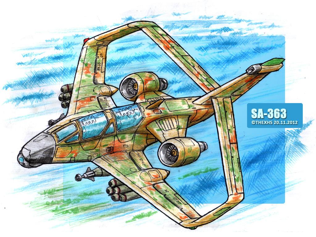 SA-363 by TheXHS