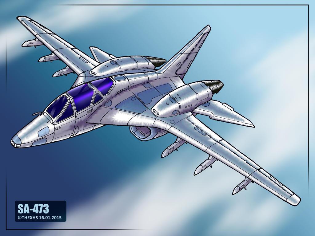 SA-473 by TheXHS