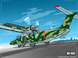 XC-552 - 2 by TheXHS