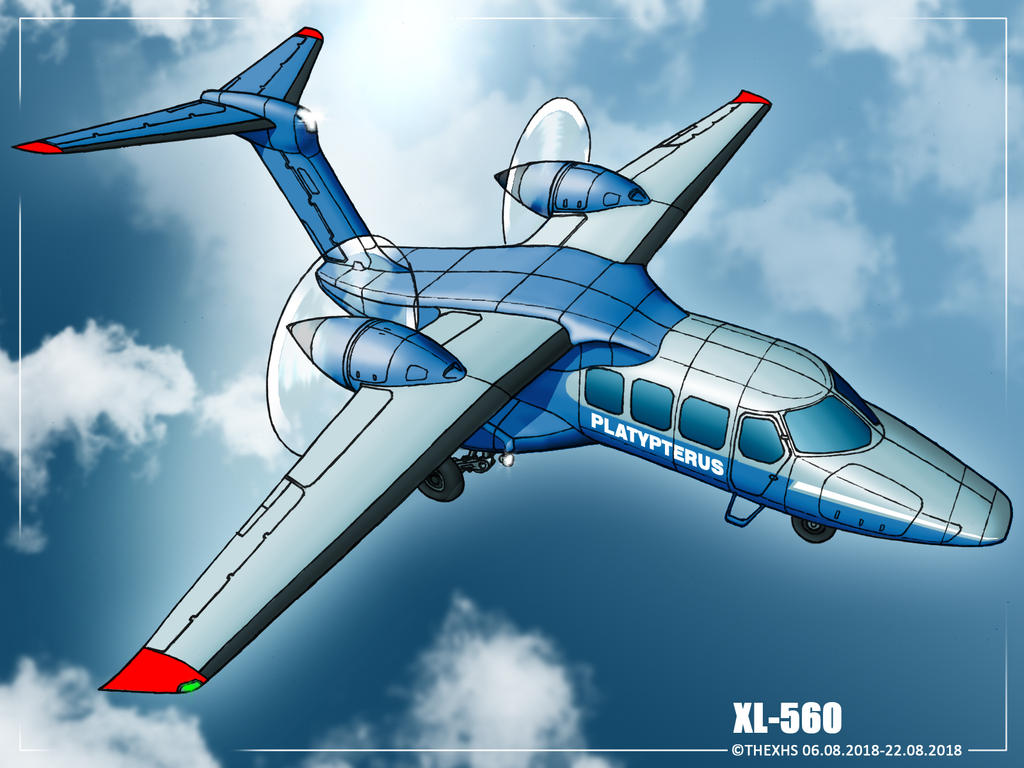 XL-560 Platypterus by TheXHS
