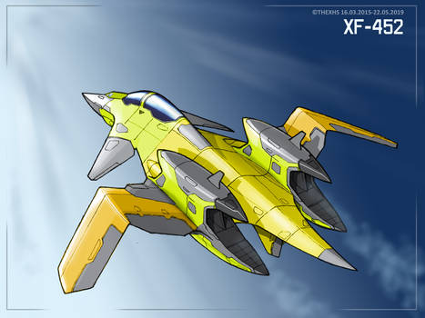 XF-452-1 by TheXHS