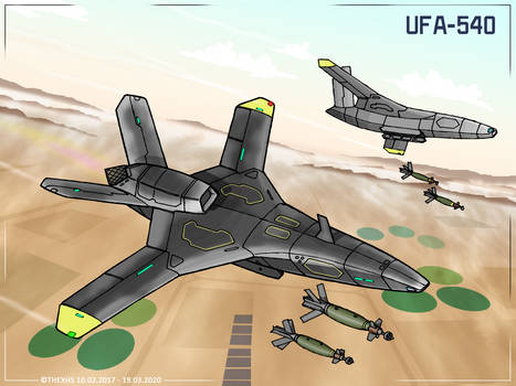 UFA-540