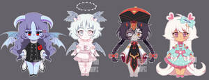 Adopt auction 57 [closed] by JeffreyAdopts