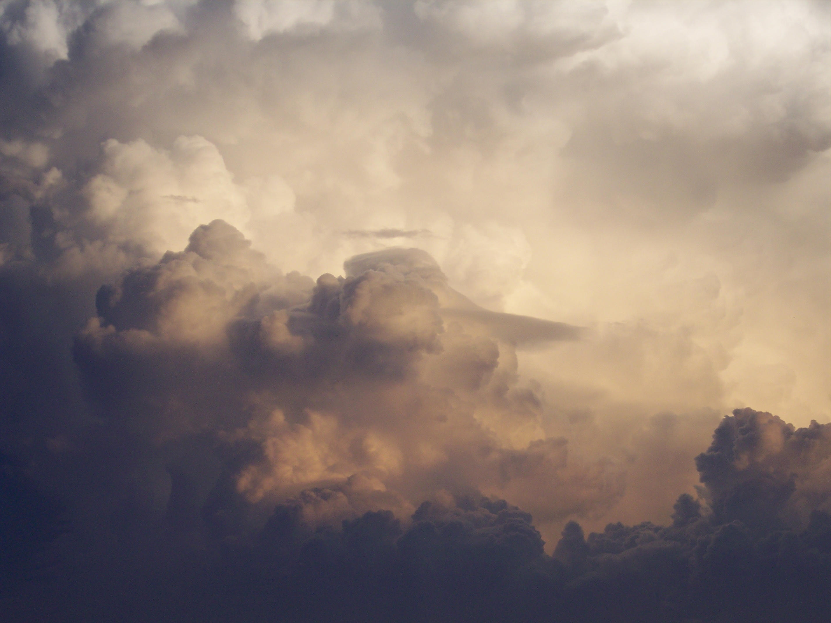 Clouds 014 by rushpoint-stock
