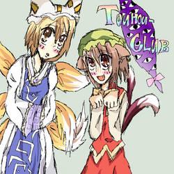 Touhou-club ID entry by MewCherrii