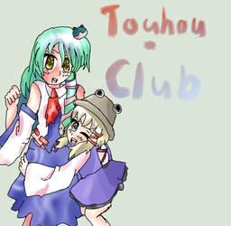 Touhou-club ID entry 2 by MewCherrii