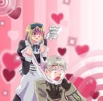 APH: 2 Love