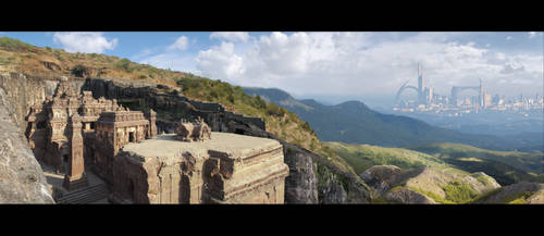 Ancient India 01 by mrgaichor
