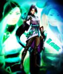 Valorant's Resident Healer: Sage by DaFaithful1