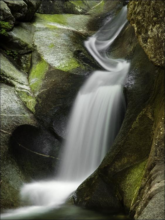 Marten Creek Falls by NWunseen
