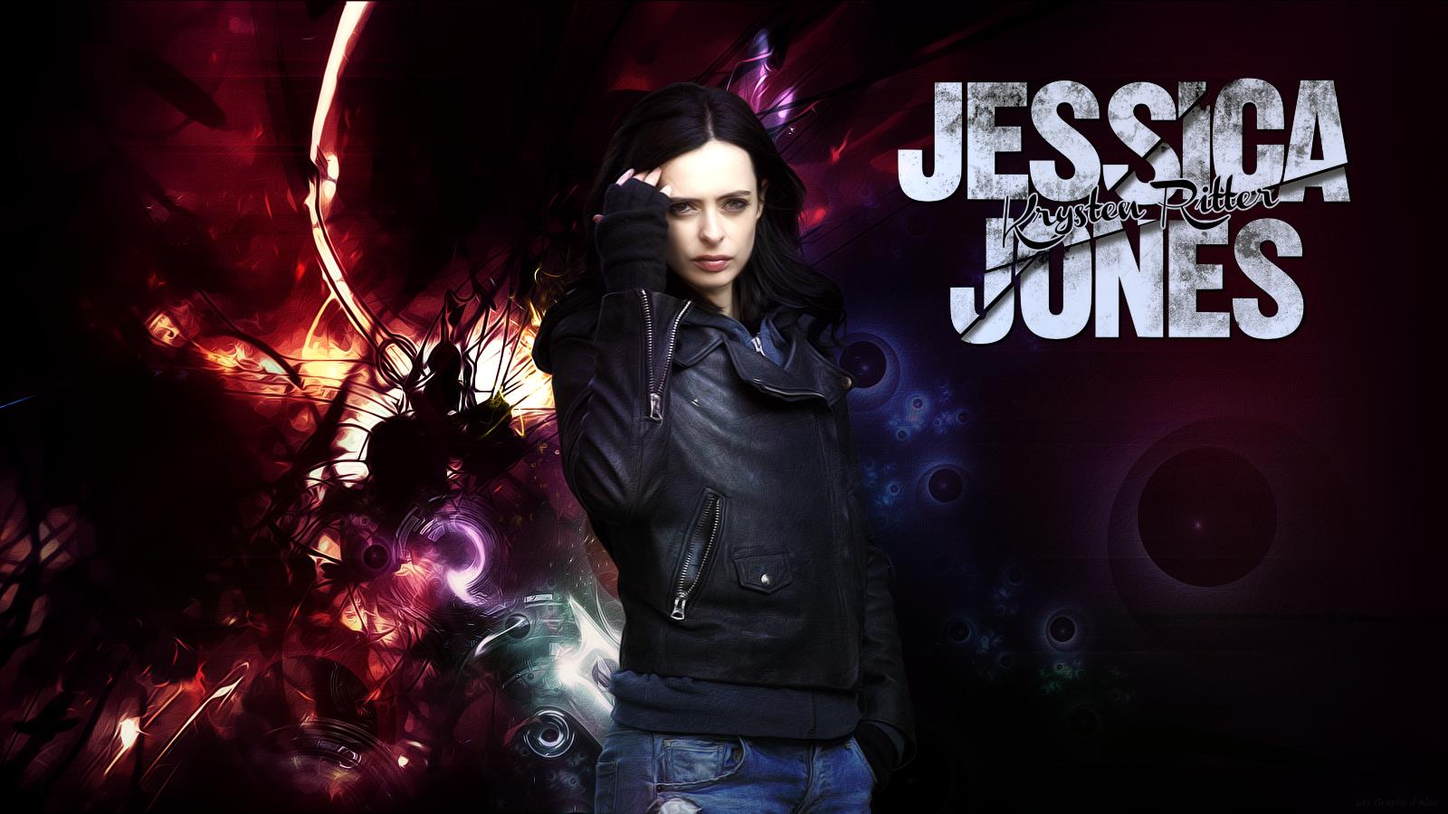 Jessica Jones Kristen Ritter By Alex35ex On Deviantart