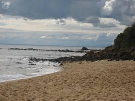 Beach Stock 3 by lovehorses14
