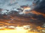 Orange Sky - Sky Stock 6