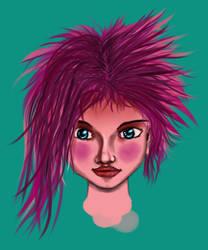Pink Punk by 007mi6