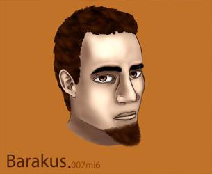 Baraksus by 007mi6