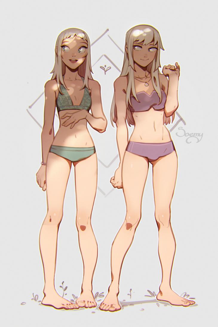 Summer again by Yuka-Soemy
