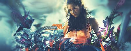 Megan Fox sig.2 by briedizz