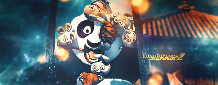 KungFuPanda Po by briedizz