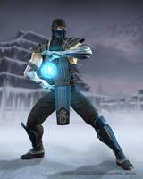 Mortal Kombat : Sub Zero by republic190