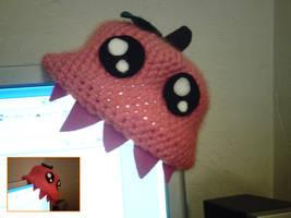 Evil Pumpkin Hat by KitsuneAteAGreeley