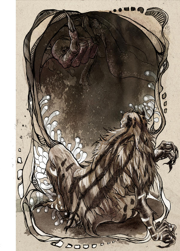 the characterization of grendel by john gardner Grendel (1) uploaded by josa  grendel author: john gardner  grendel's history supports this ambiguous characterization as a descendant of the biblical cain,.
