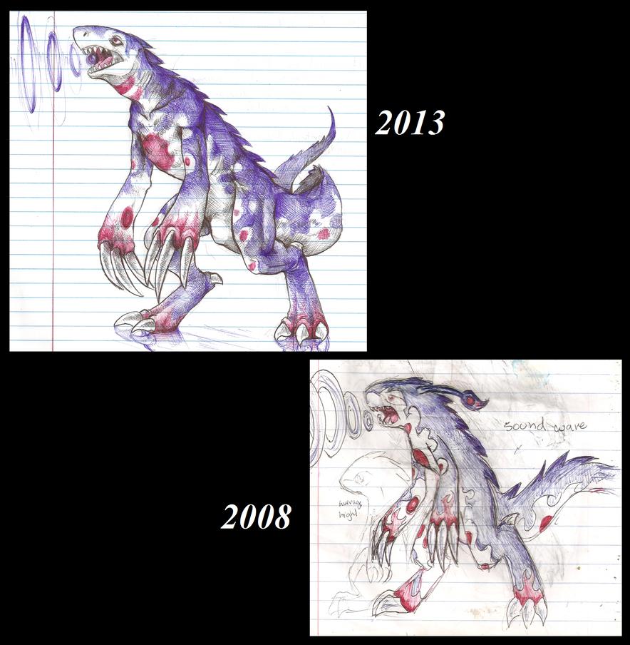 Doodle Improvement by dragon-shark