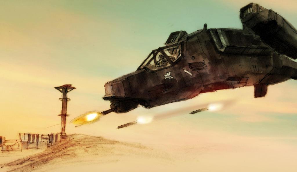 Firestorm by Shrinking-Universe