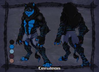 New Avatar: Ceruleon by CrazyA1