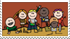 Order of the Stick stamp by MythicPhoenix