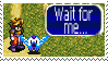 Terranigma: Wait for Me stamp by MythicPhoenix