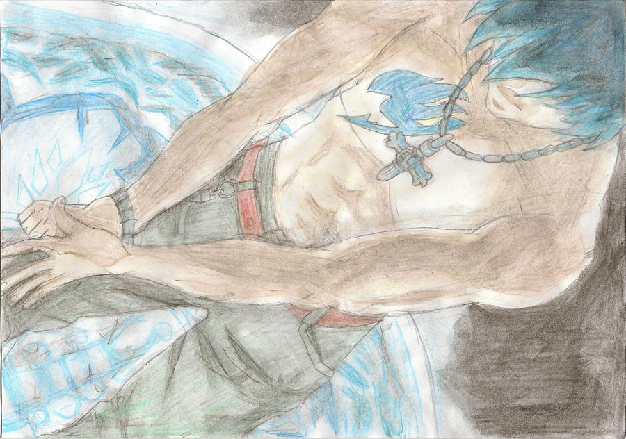 Gray Fullbuster by axel13579