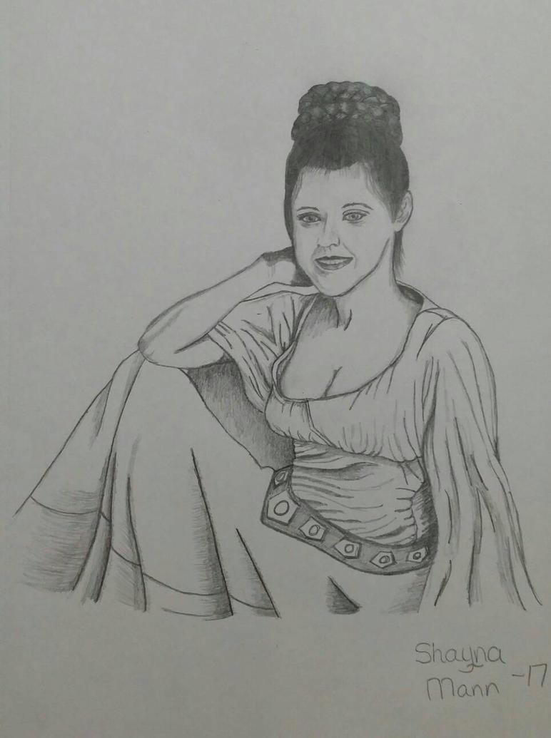 Princess Leia by BrisingrChic1220