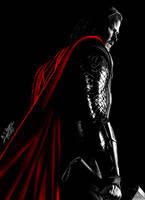 Thor! by QuaintArt