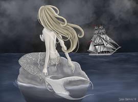 Sailor to the Siren by sarabraun1