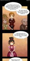 Holmes: Female Impersonator