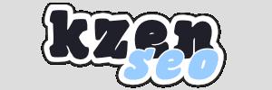 KZen SEO Logo - Casual by 42nt1